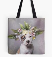 Flower Power, Adam Tote Bag