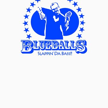BLUE BALLS!! by MRPics