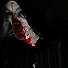 zipper face 1 by David Knight