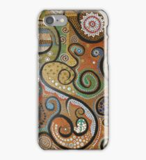 Antique Table Makeover 2 iPhone Case/Skin