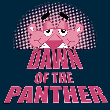 DAWN OF THE PANTHER by GreenHRNET