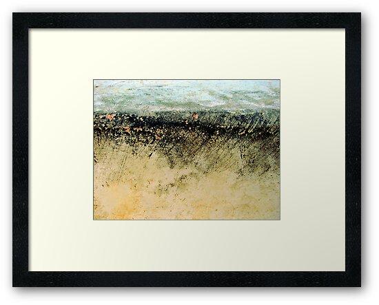 Wind in the Fields II by Kathie Nichols