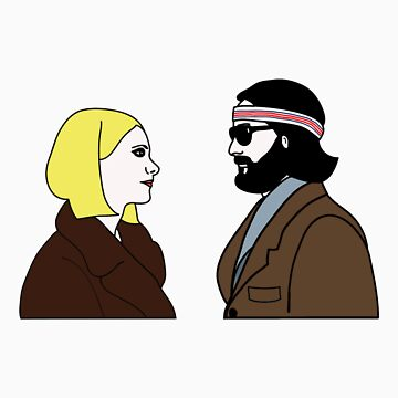 The Royal Tenenbaums by TatiDuarte