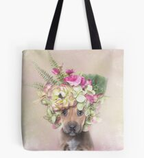Flower Power, Kahula Tote Bag