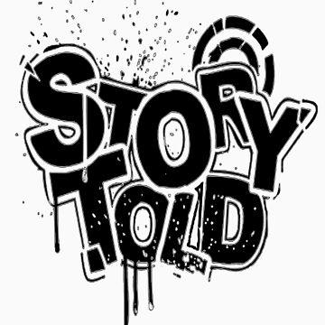 Story Told White by BryanPerez86