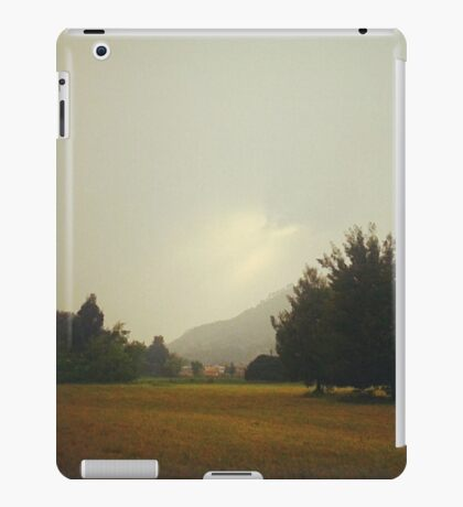 Sunset After Rain iPad Case/Skin