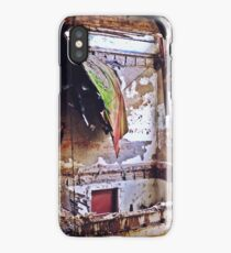 Mold On Red Carpeting  iPhone Case/Skin