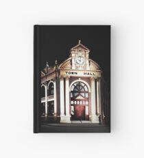 York Town Hall - Western Australia  Hardcover Journal