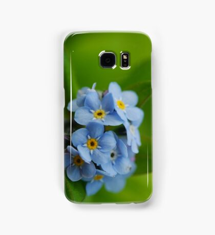 Forget Me Not Samsung Galaxy Case/Skin