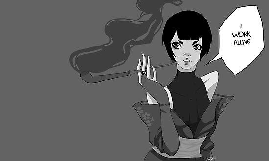 Samurai J  by Karen Tran