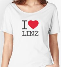 I ♥ LINZ Women's Relaxed Fit T-Shirt