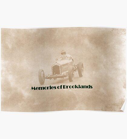 Memories of Brooklands Poster