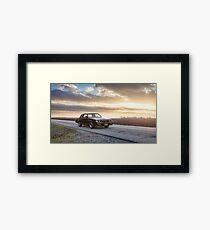 1985 Buick Grand National Framed Print