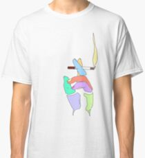 Cigarette Daydreams - In Color Classic T-Shirt
