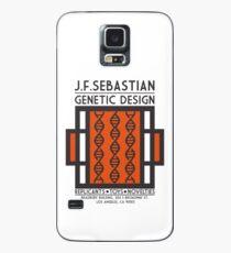 JF SEBASTIAN GENETIC DESIGN - Blade Runner Case/Skin for Samsung Galaxy