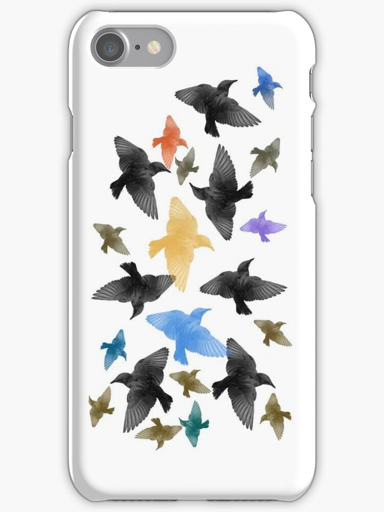 Free as a Bird Case by simpsonvisuals