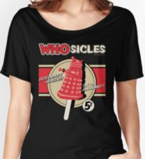 WHOSICLES Women's Relaxed Fit T-Shirt
