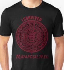 Mayan Apocalypse Survivor T-Shirt
