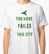Arrow frase Classic T-Shirt