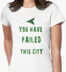 Arrow frase T-Shirt