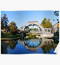 Louis Armstrong Park, New Orleans Poster
