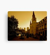 St. Louis Cathedral, New Orleans Canvas Print