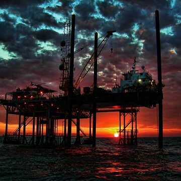 Oilfield Awakening by micreusa