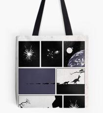 99 Steps of Progress - Big bang Tote Bag