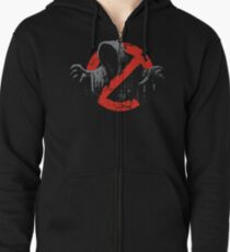 Ain't afraid of no wraith Zipped Hoodie