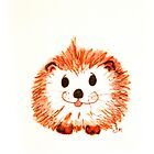 Hedgehog by JanellMithani