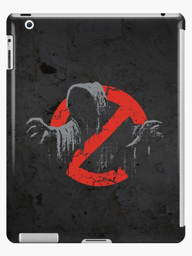 Ain't afraid of no wraith - iPhone/iPad cases by D4N13L