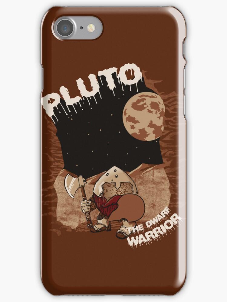 Pluto the Dwarf by sergio37