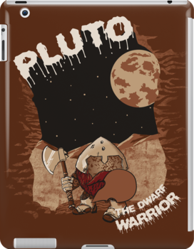 Pluto the Dwarf by sergio37