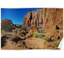 Kodachrome rocks, Utah Poster