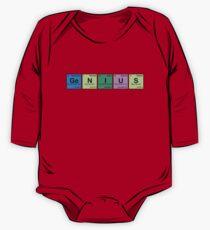 GENIUS! Periodic Table Scrabble Kids Clothes