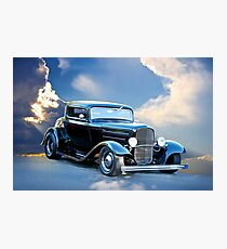 1932 Ford Coupe Photographic Print