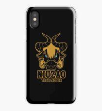 Niuzao iPhone Case/Skin