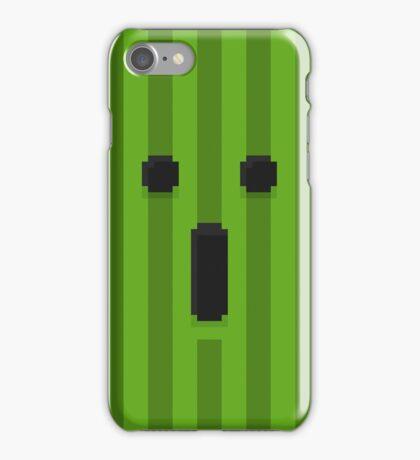 "Pixel ""Cactuar"" Iphone Case - Final Fantasy iPhone Case/Skin"