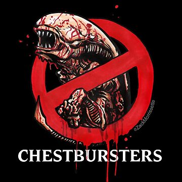 Chestbursters by zacktastic