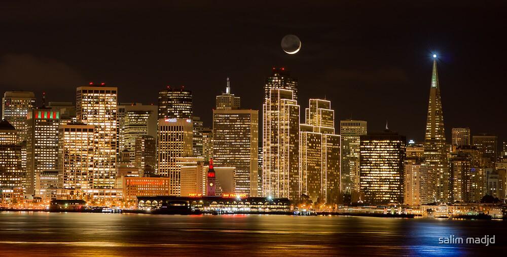 Spirit of San Francisco by salim madjd