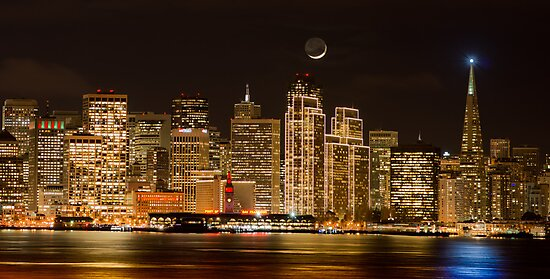 Spirit of San Francisco by salim madjd