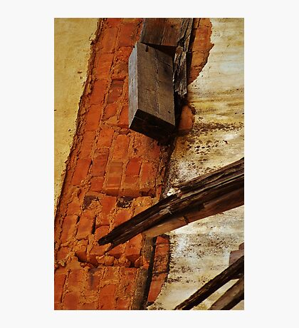 Mixture Of Materials  Photographic Print