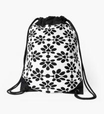 Up Transforming Imaginative Thriving Drawstring Bag
