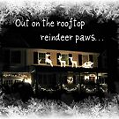 Out On The Rooftop Reindeer Paws (Song) by Jane Neill-Hancock