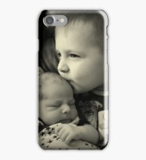 He Is My Brother! iPhone Case/Skin