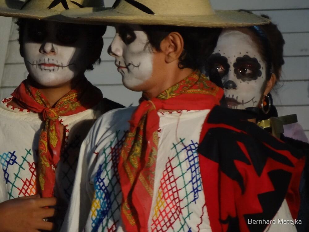 Day Of Death - Dia De Los Muertos by Bernhard Matejka