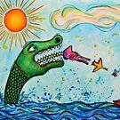 The Chameleon Wins by Rachelle Dyer