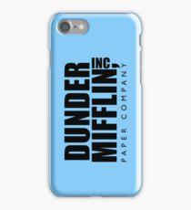 Dunder Mifflin Inc. iPhone Case/Skin