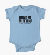 Dunder Mifflin Inc. Kids Clothes