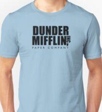 Camiseta unisex Dunder Mifflin Inc.